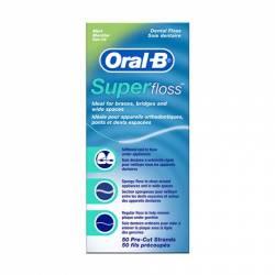 Oral-B Superfloss Seda Dental