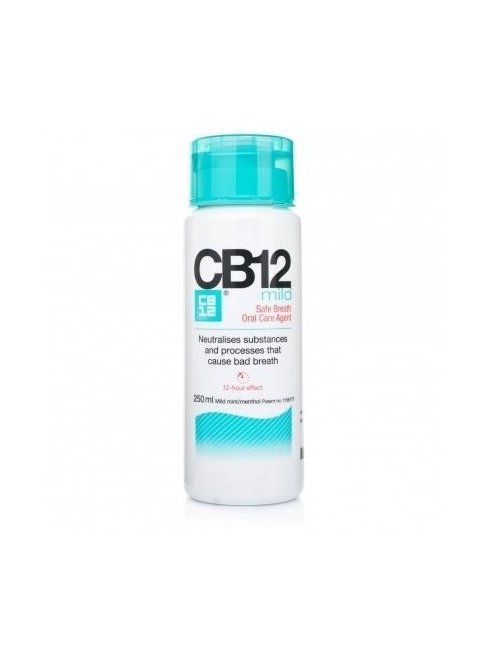 CB12 Mild Colutorio Menta Suave 250 Ml.