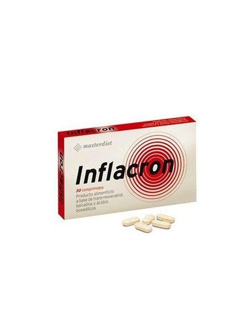 Inflacron 30 Comprimidos Masterdiet