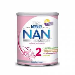 Nan 2 Expert 800 Gr. Leche Continuación Nestle