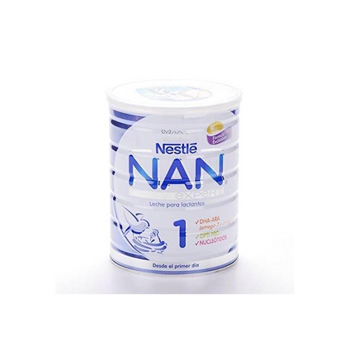 Nan 1 Expert 800 Gr. Leche Inicio Nestle