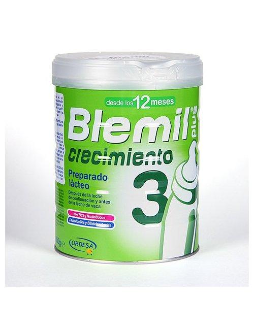 Blemil Plus 3 Crecimiento 800 Gr.
