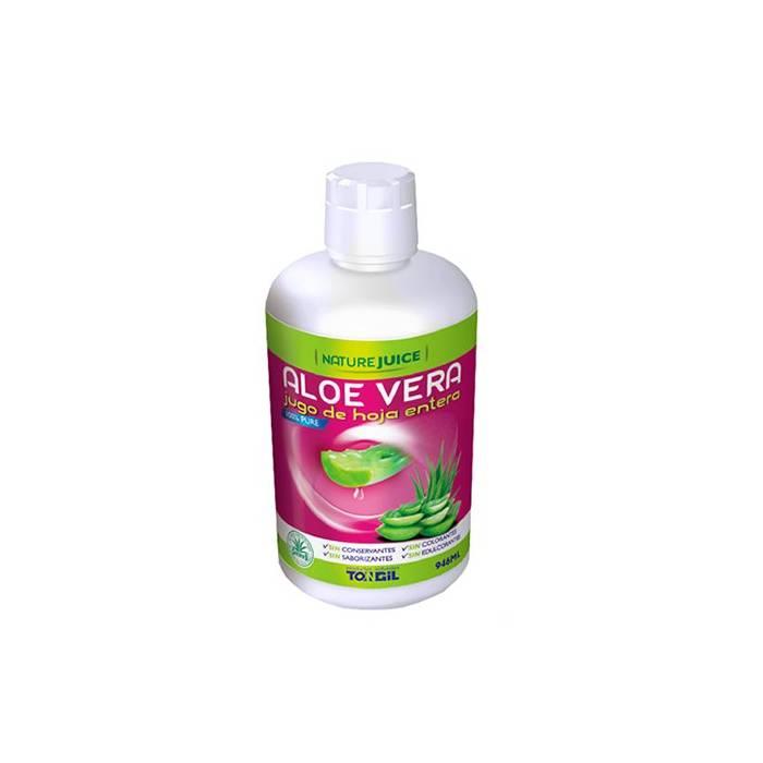 Nature Juice Jugo Aloe Vera 946 Ml Tongil