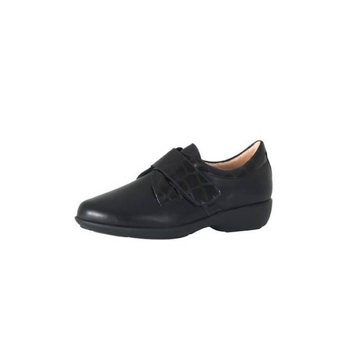 Zapato Señora Canada Negro 1197