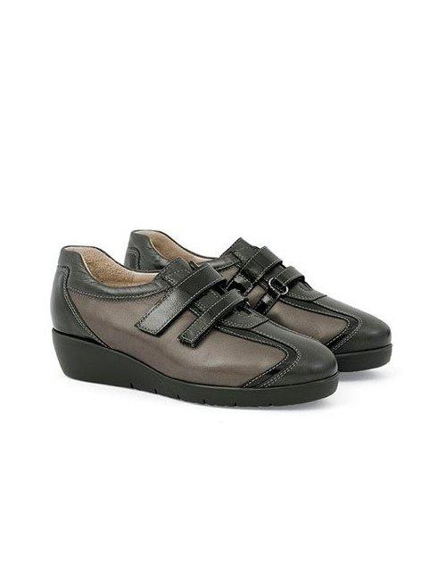 Zapato Señora Deportivo Negro 1995