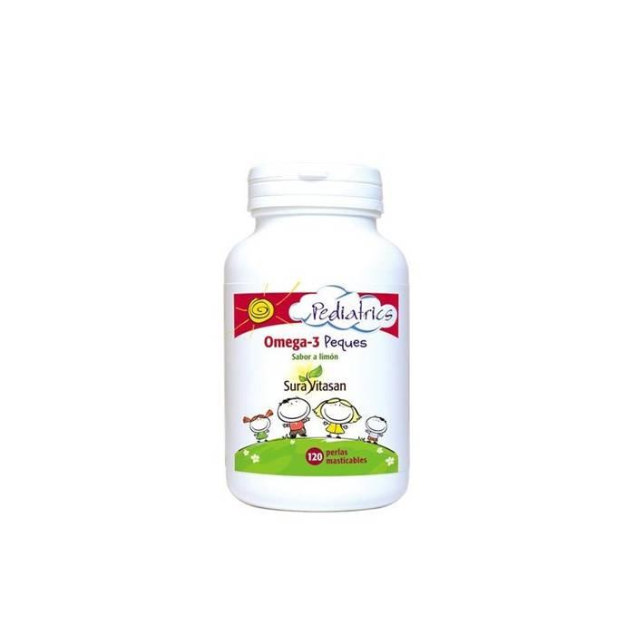 Sura Vitasan Omega-3 Peques 120 Perlas