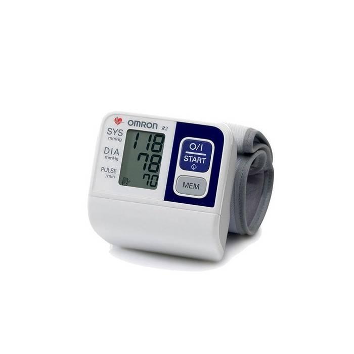 Omron R2 Tensiómetro Digital de Muñeca IntelliSense