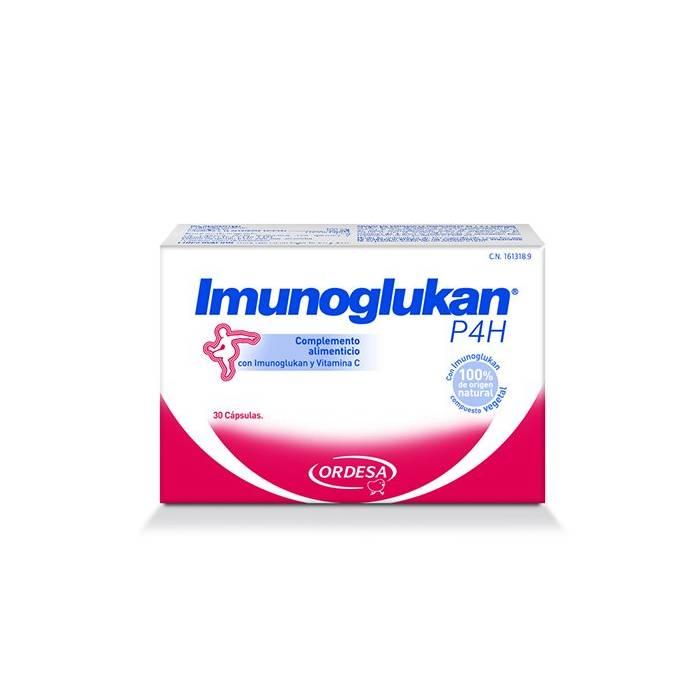 Imunoglukan P4H 30 Cápsulas (Sistema Inmunológico )