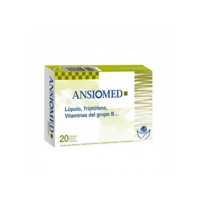 Ansiomed 45 Capsulas Lab. Bioserum