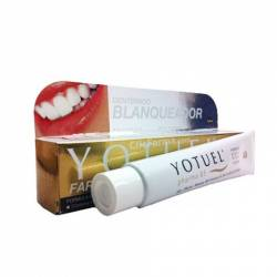 Yotuel Farma Dentifrico Blanqueador 50 ml.