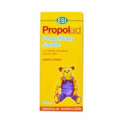 PropolBaby Jarabe Propolis-Equinacea Fresa 180 ml. ESI