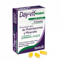 Day-Vit Probio con Probióticos y CoQ10 30 Comprimidos