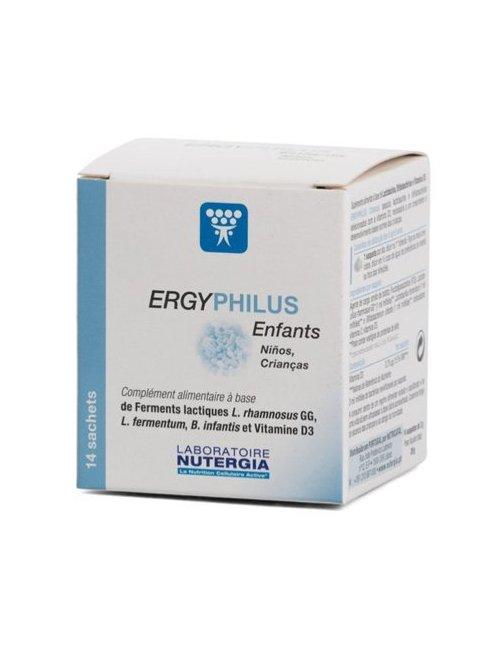 Nutergia Ergyphilus Niños 14 Sobres