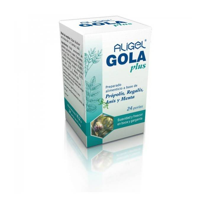 Tongil Aligel Gola Plus 24 Perlas