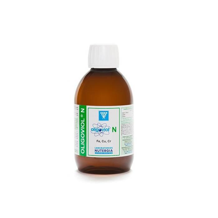 Oligoviol N Solución 250ml. Nutergia
