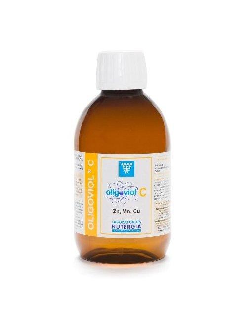 Oligoviol C Solución 250ml. Nutergia