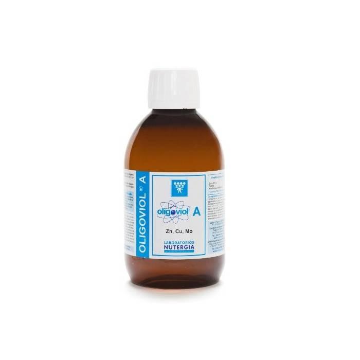 Oligoviol A Solución 250ml. Nutergia