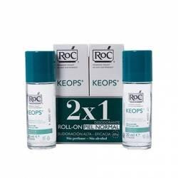 RoC Keops Duplo Desodorante Roll-on 30 + 30 ml