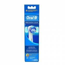 Recambios Cepillo Braun Oral B Precision Clean Pack 3