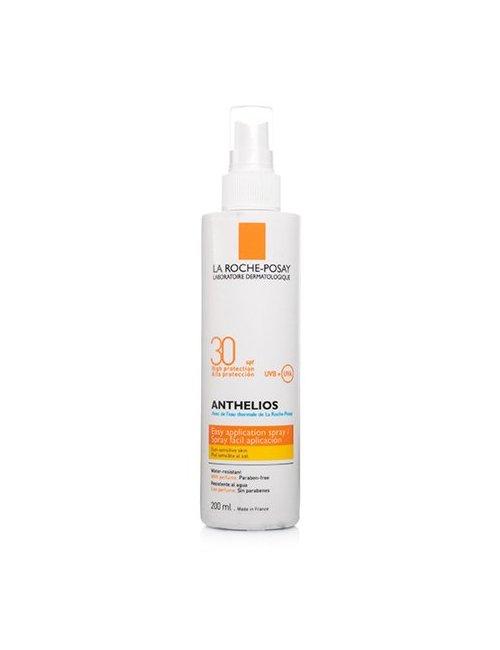 Anthelios Spray Familiar SPF30+ 200ml. La Roche Posay