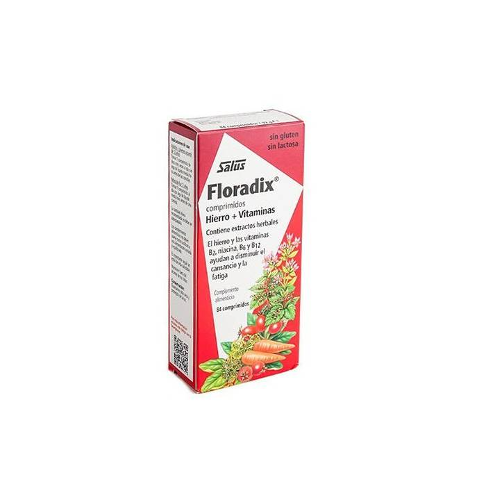 Salus Floradix 84 Comprimidos