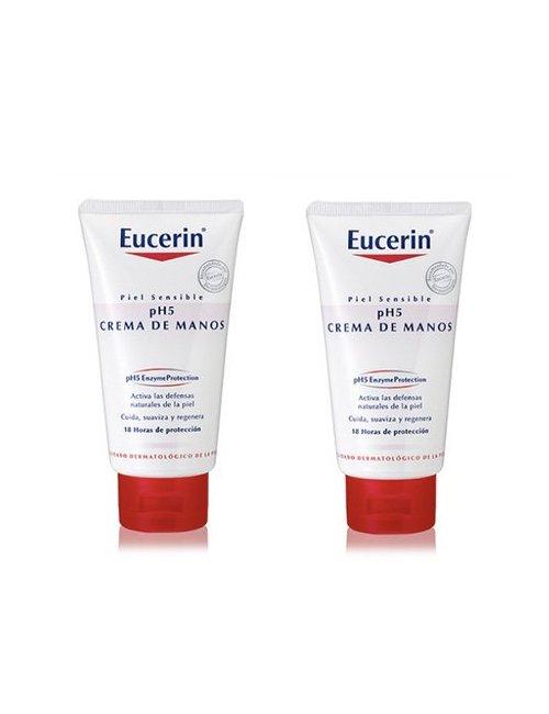 Eucerin Ph5 Crema de Manos Duplo