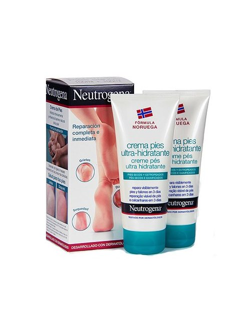 Neutrogena Pies DUPLO Crema Ultra-Hidratante