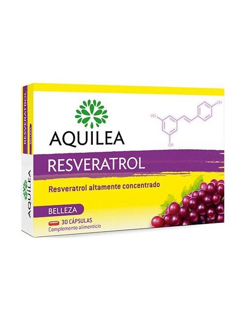 Aquilea Oxidoryl Resveratrol 30 Capsulas