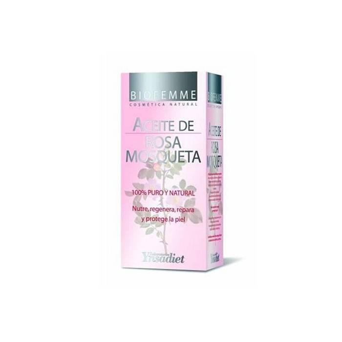Aceite de Rosa mosqueta 100% Puro y Natural 30ml.