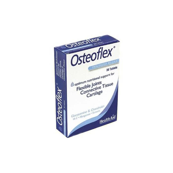 Osteoflex 30 comprimidos Articulaciones Healthaid