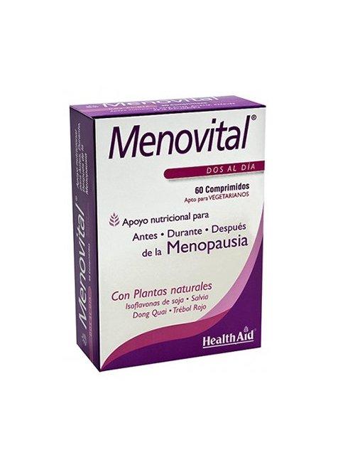 Menovital 60 comprimidos Health Aid (Menopausia)