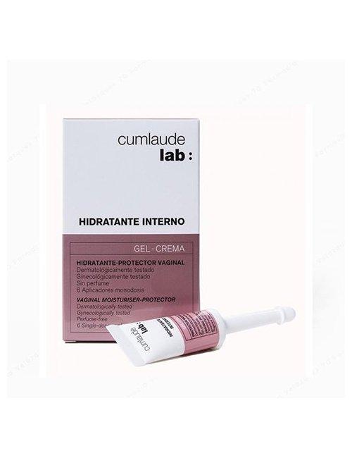 Cumlaude Hidratante Interno Gel-Crema 6 Uds.