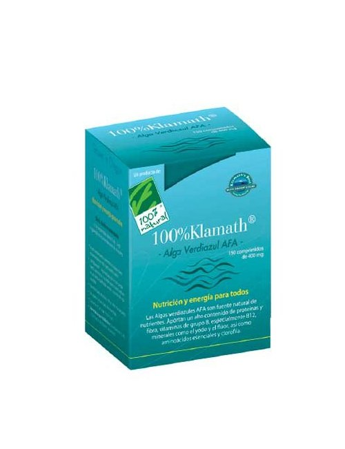 Alga Verdiazul Afa 100% Natural 150 Comprimidos