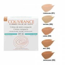 Avene Couvrance Compacto Oil-Free 9,5g