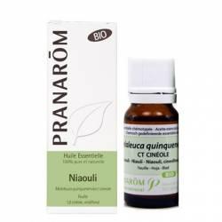 Panarom Aceite Esencial Niaulí Bio 10 Ml.