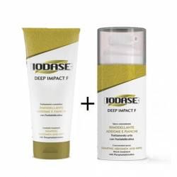 Iodase Kit Reductor Deep Impact Crema + Fluido