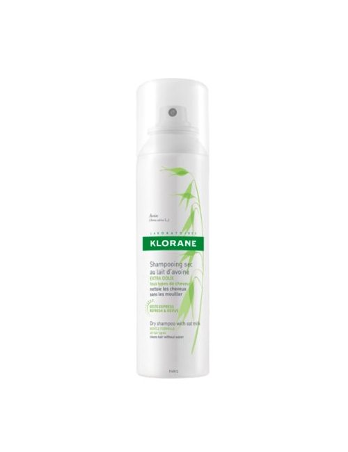 Klorane Champú Spray Seco Avena 150 Ml