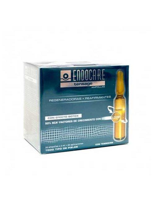 Endocare Tensage Ampollas 20x2 Ml.