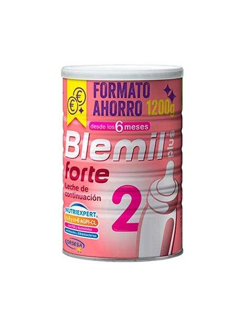 Blemil Plus 2 Forte Formato Ahorro 1200 G.