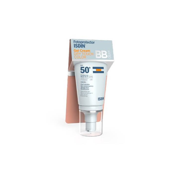 Isdin Fotoprotector Gel Crema Touch Color 50+ 50 Ml