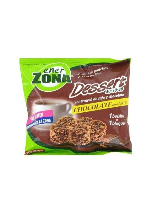 Enerzona Dessert Chocolate con Leche