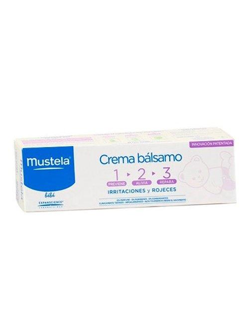 Mustela Crema Balsamo 1-2-3 150 Ml.