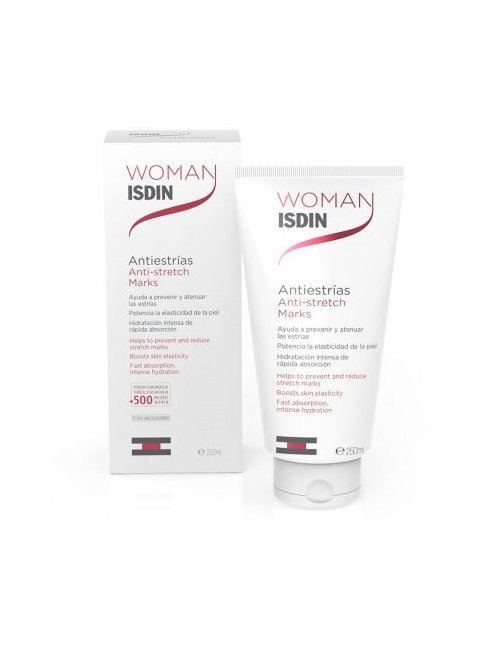 Woman Isdin Crema Antiestrías 250 ML.
