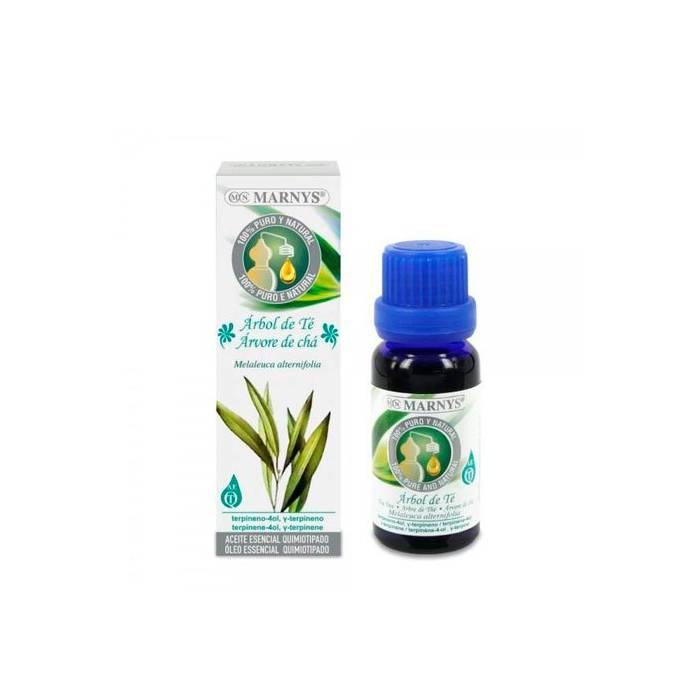 Marnys Aceite Esencial de Arbol de Te 15 ml.