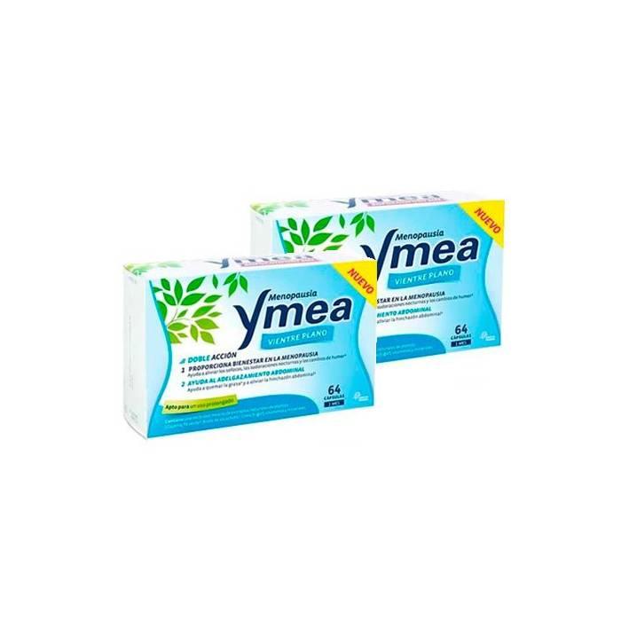 Ymea Vientre Plano Pack Descuento 2 x 60 Comprimidos