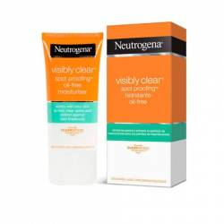 Neutrogena Visibly Clear Hidratante Oil Free 50 Ml.