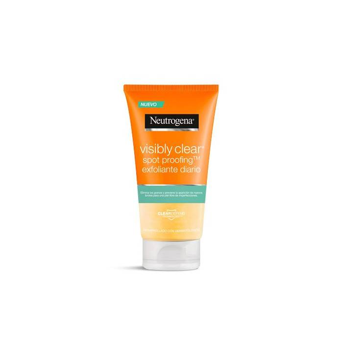 Neutrogena Visibly Clear  Exfoliante Oil-Free 150 Ml.