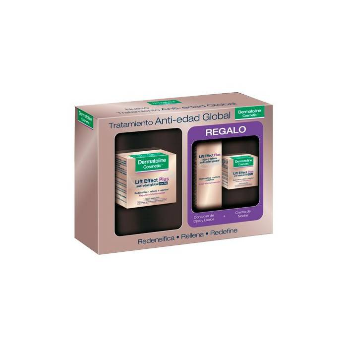 Dermatoline Lift Effect Plus Crema Noche Antiarrugas 50 Ml.