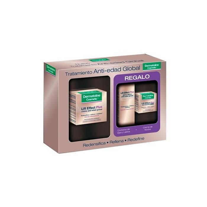 Dermatoline Lift Effect Plus Crema Día Pieles Secas