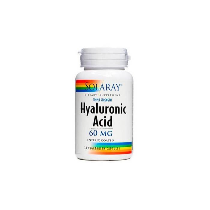 Forté Pharma Expert Hialurónico 30 Caps.